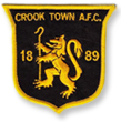 Logo Crook Town AFC