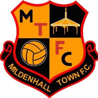 Logo Mildenhall Town FC