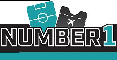Logo Number1 Voetbalreizen